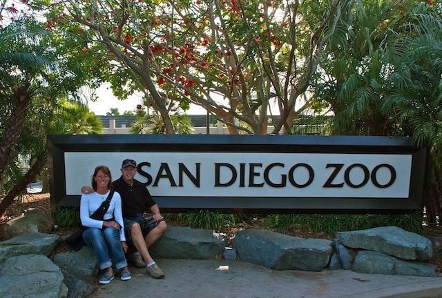 San Diego Zoo Foto Hannie&JP