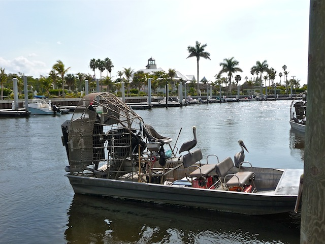 The Keys, Airboat