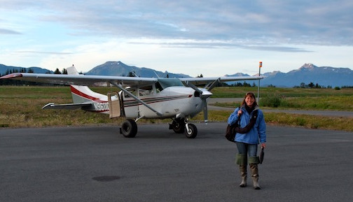 Alaska, from Homer to Katmai NP (1)