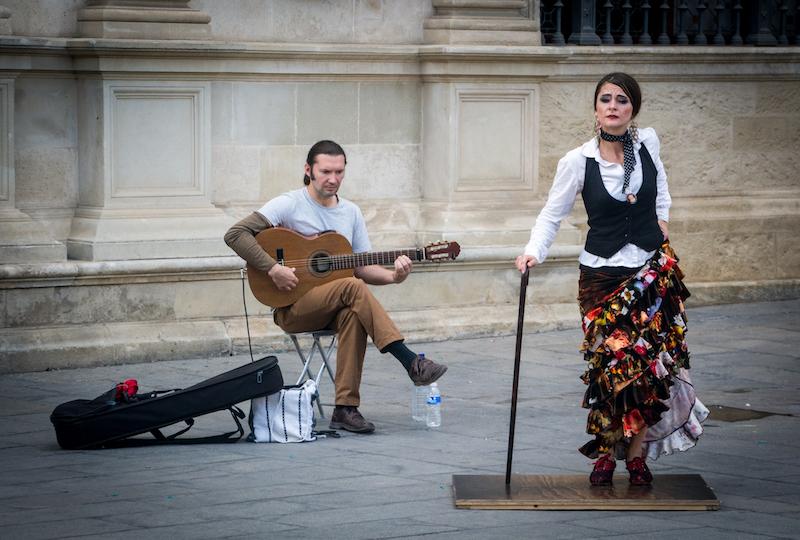 Spanje: Sevilla (17)