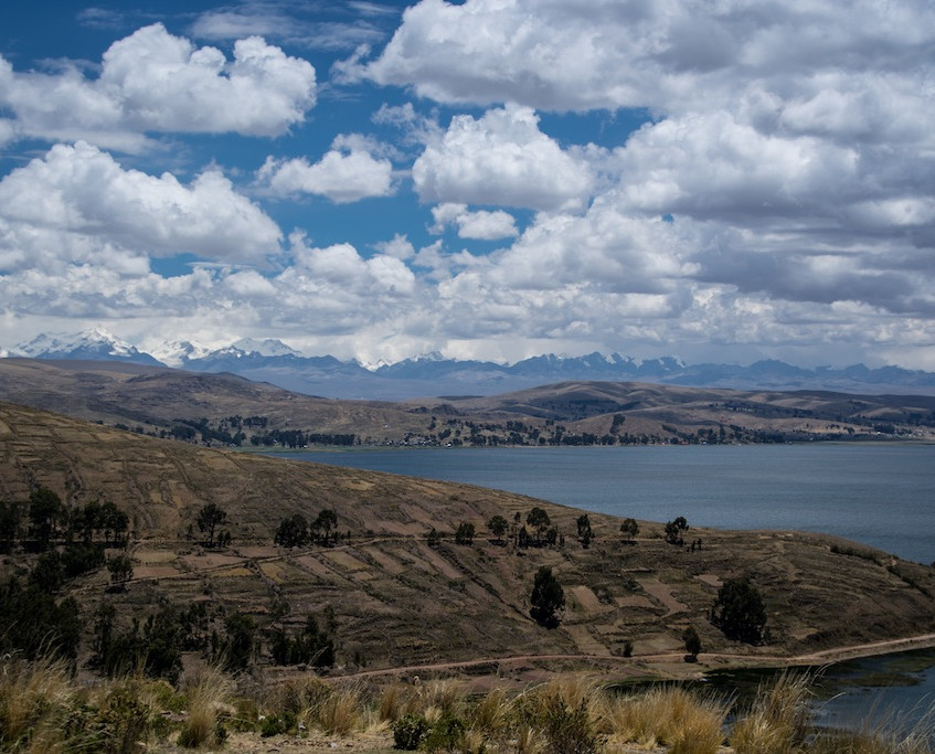 Bolivia/Peru; Lago Titicaca (2)