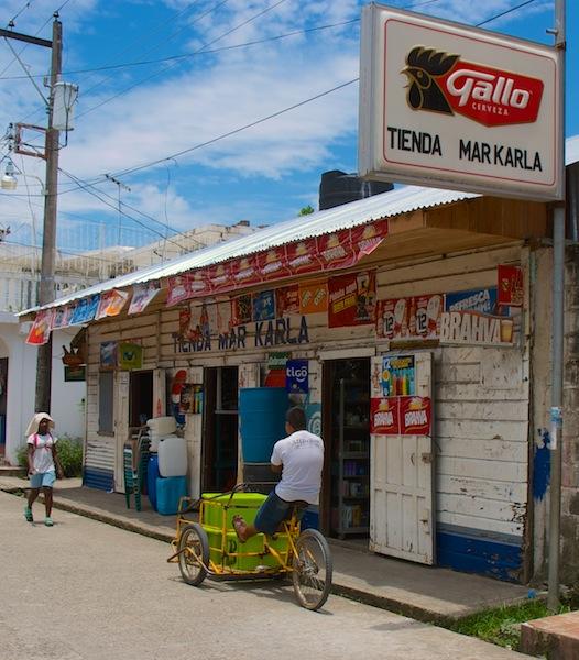 Guatemala, Livingston (2)