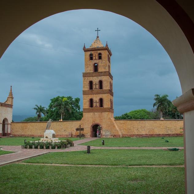 Bolivia, Jesuit Missions of Chiquitos; San José de Chiquitos (2)