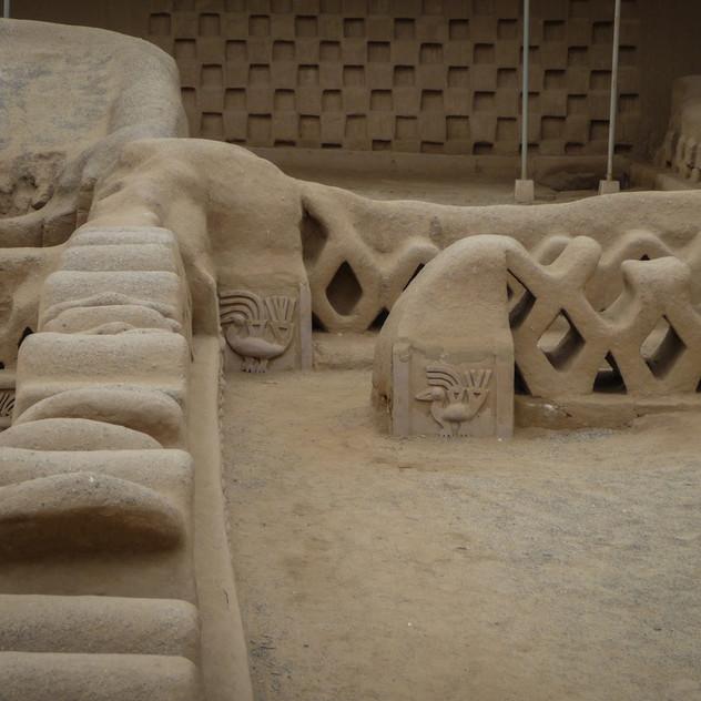 Peru, Trujillo; archeological site (3)