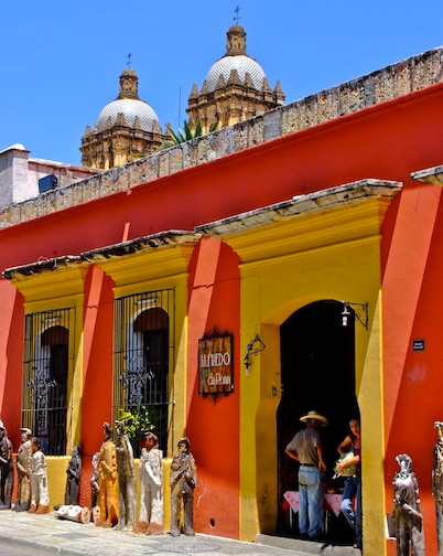 Mexico, Oaxaca; El Centro (3)