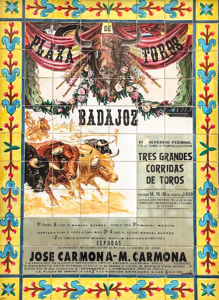 Spanje: Badajoz (3)