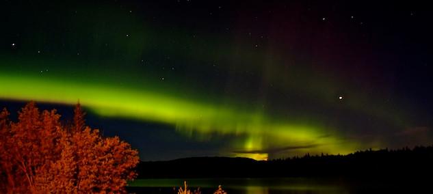Canada,Tchesinut Lake (3)