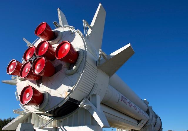 Kennedy Space Center Rocket Apollo