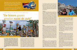 Reisverslag Augustus 2011
