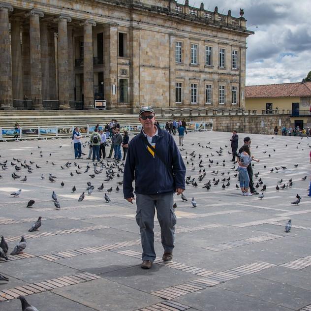 Colombia, Bogotá, Plaza (2)
