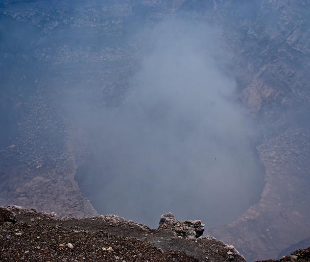 Nicaragua; Massaya Volcano (1)