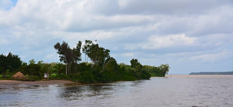 Surinam to Guyana (3)