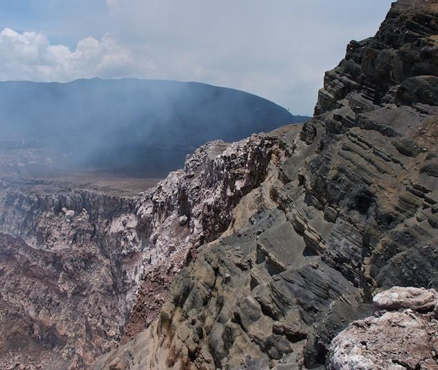 Nicaragua; Massaya Volcano (3)