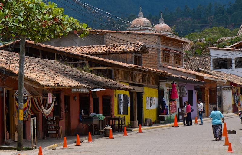 Honduras, Valle de Angeles (3)