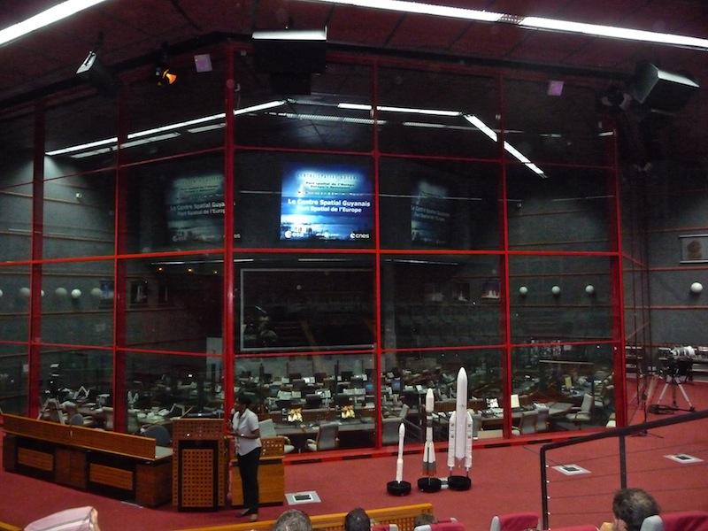 Frans Guyana, Kourou, Space center (2)