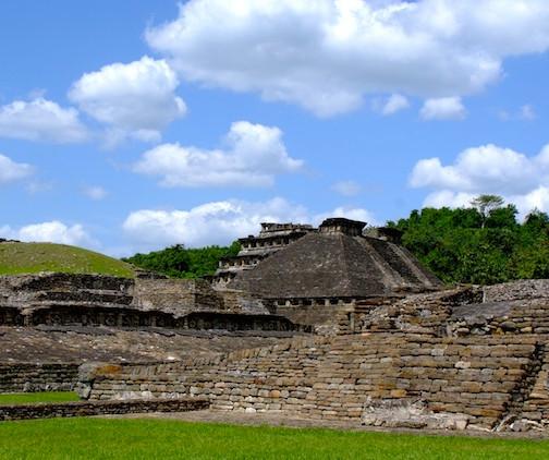 Mexico, Archeological Site El Tajin (2)