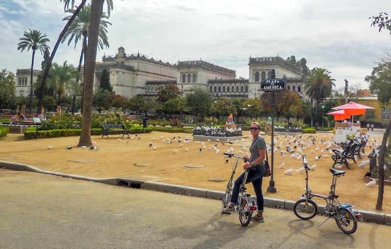 Spanje: Sevilla (16)