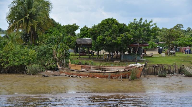 Surinam to Guyana (2)