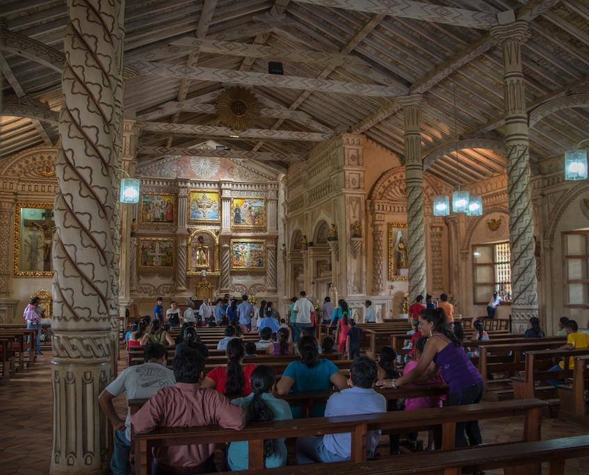 Bolivia, Jesuit Missions de Chiquitos (2)