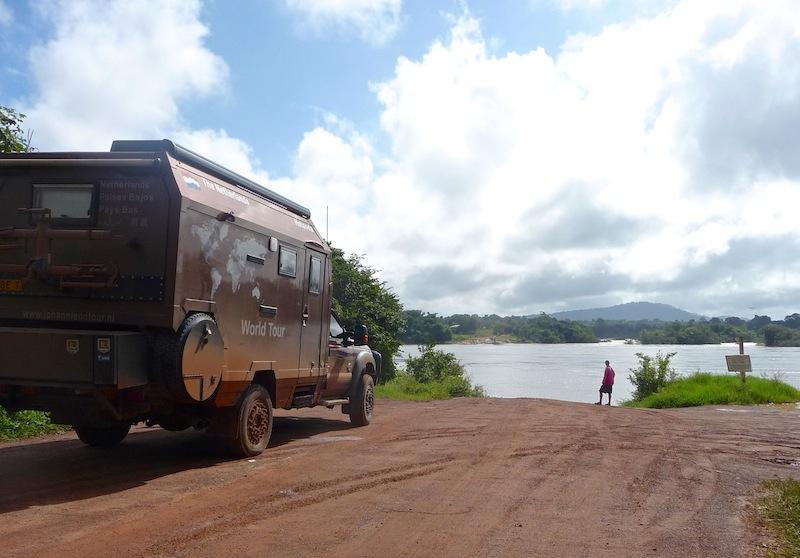 Guyana, Lethem trail to Georgetown (7)
