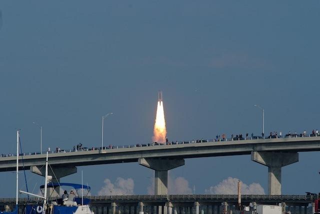 Lancering Space Shuttle 1