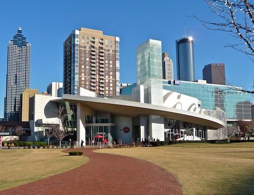 USA, Atlanta,  Coca-Cola Museum (1)