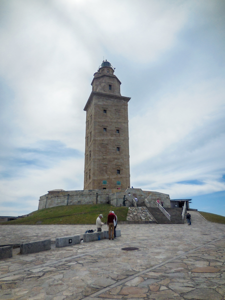 Spanje: A Coruña (1)