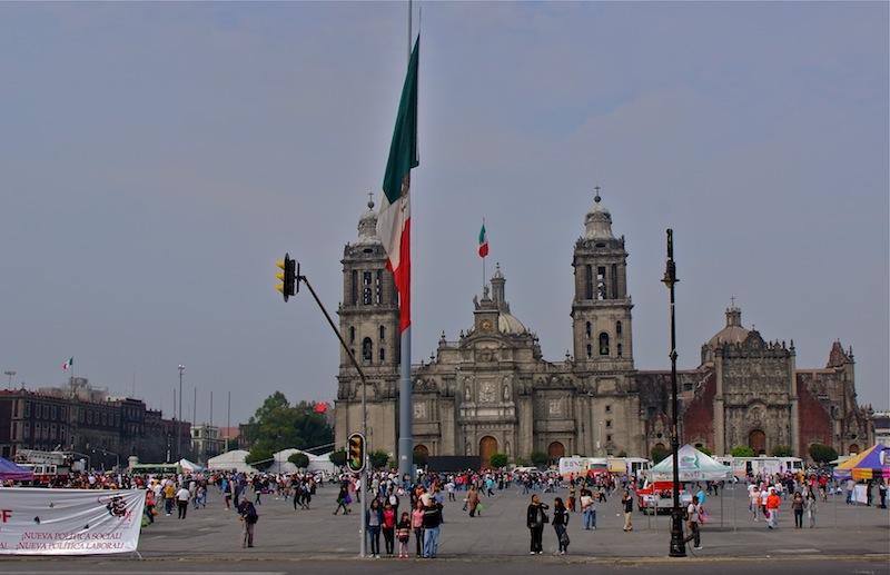 Mexico, Cuidad de Mexico (4)