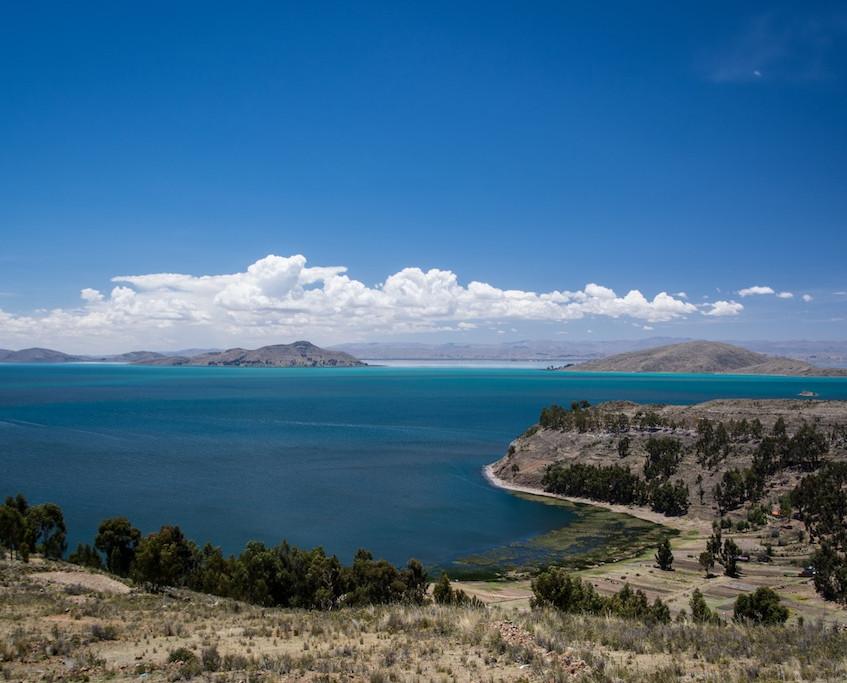 Bolivia/Peru; Lago Titicaca (1)