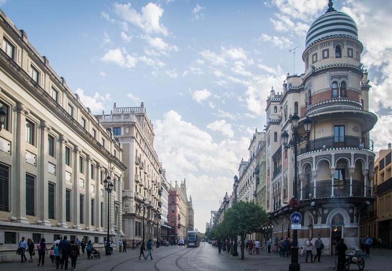 Spanje: Sevilla (3)