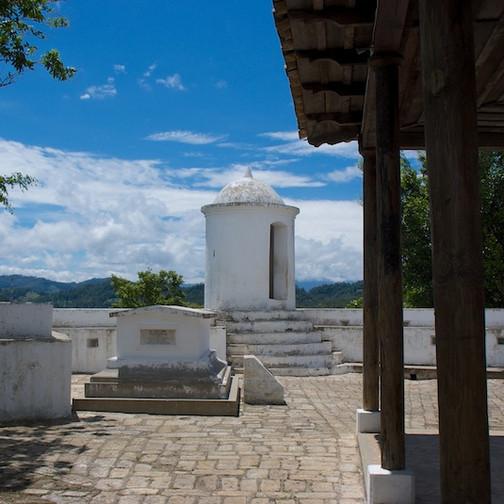 Honduras, Gracias ; Old Fort