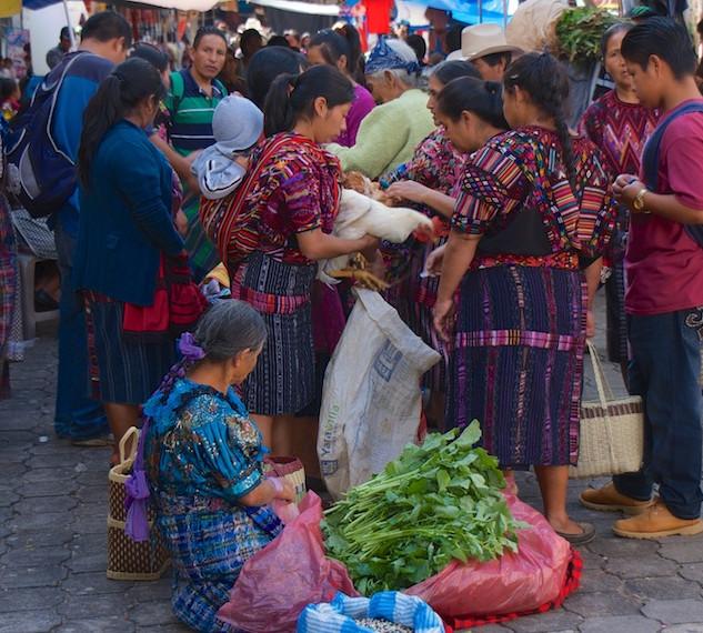 Guatemala, Chichicastenango (1)