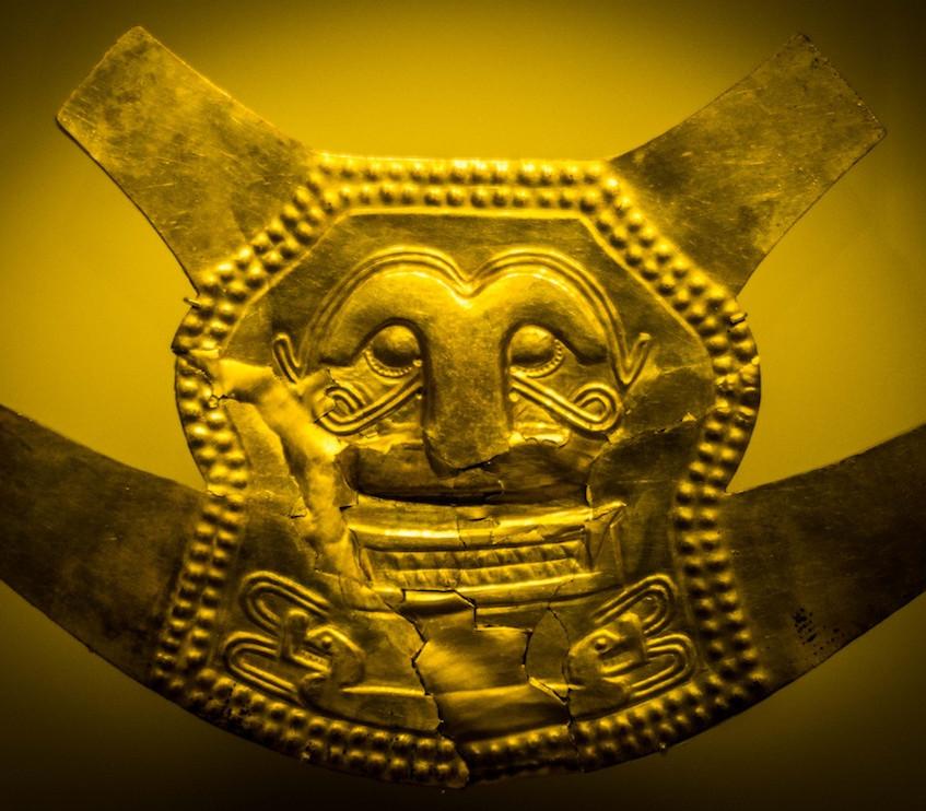 Colombia, Bogotá, Museo del Oro