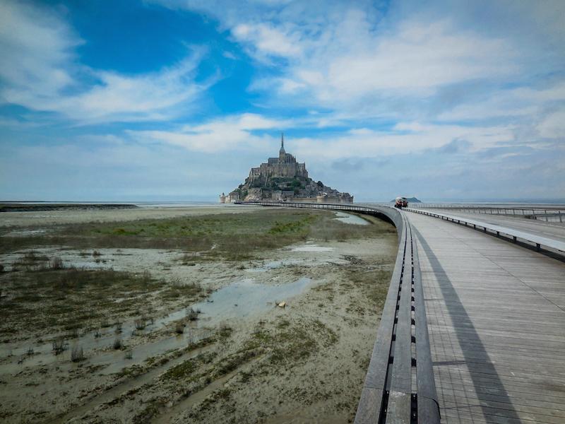 Frankrijk: Normandië, Le Mont St