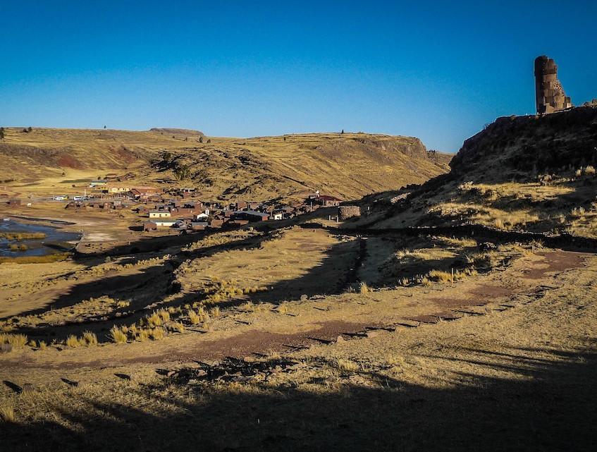 Peru, Sillustani (1)