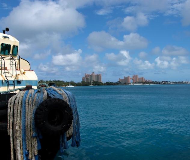 Nassau, Harbor