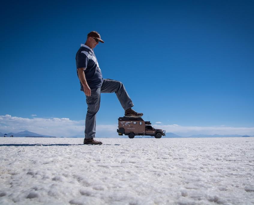 Bolivia, Salar de Uyuni (3)
