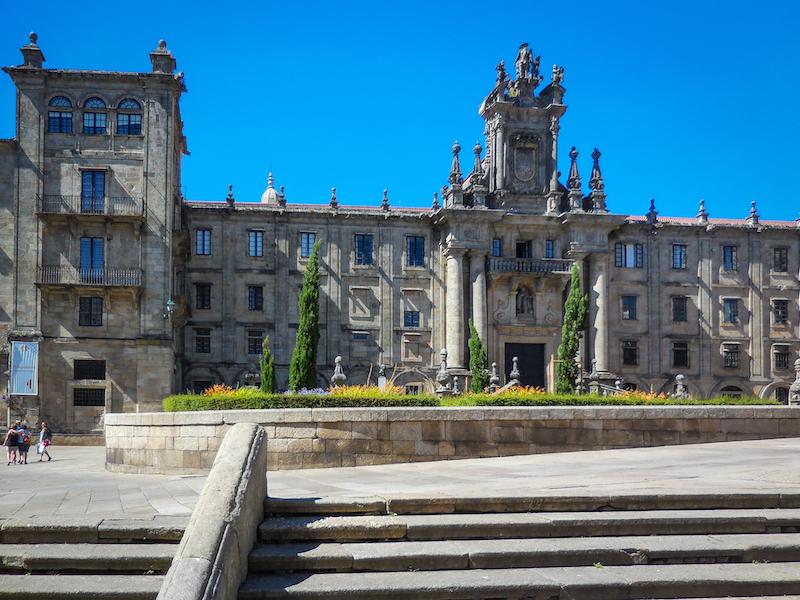 Spanje: Santiago de Compostella (2)
