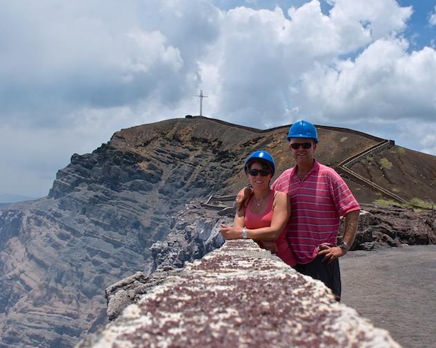 Nicaragua; Massaya Volcano (2)