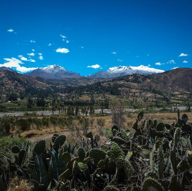 Peru, Cordillera Blanca (1)