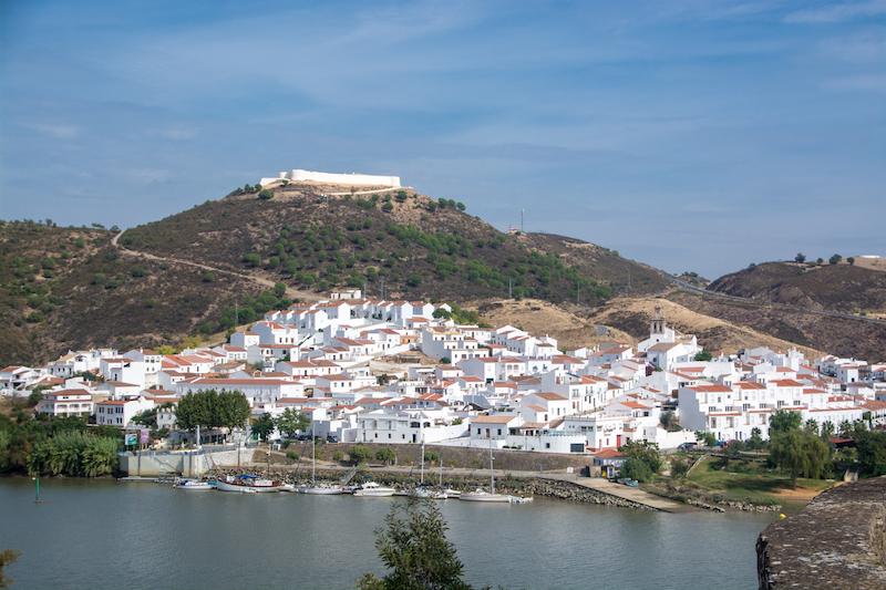Spanje Sanlúcar de Guadiana (2)