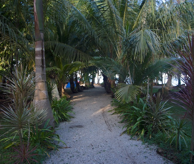 Costa Rica, Cahuita; Camping Maria (1)