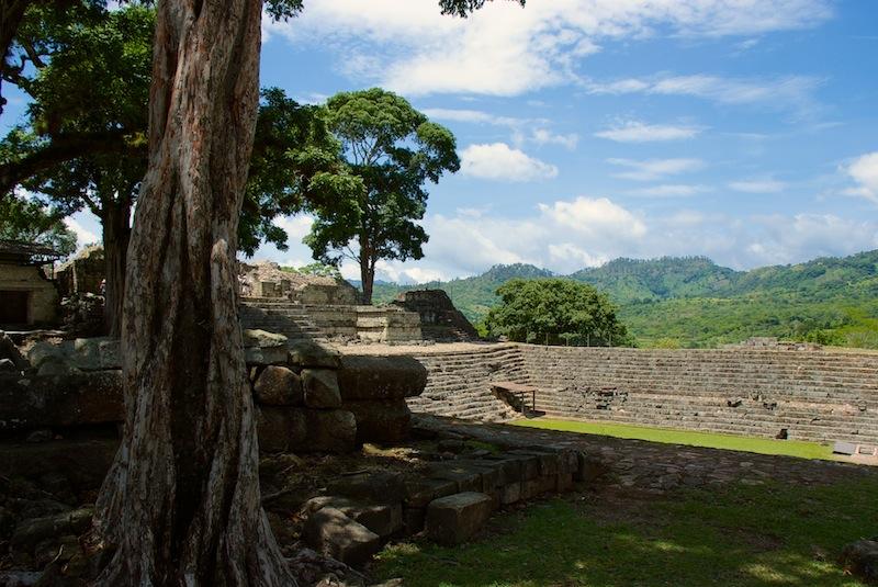 Honduras, Copan Ruines (8)