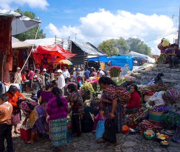 Guatemala, Chichicastenango (4)