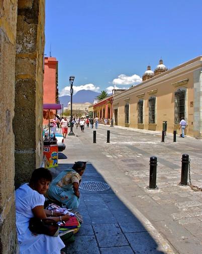 Mexico, Oaxaca; El Centro (6)