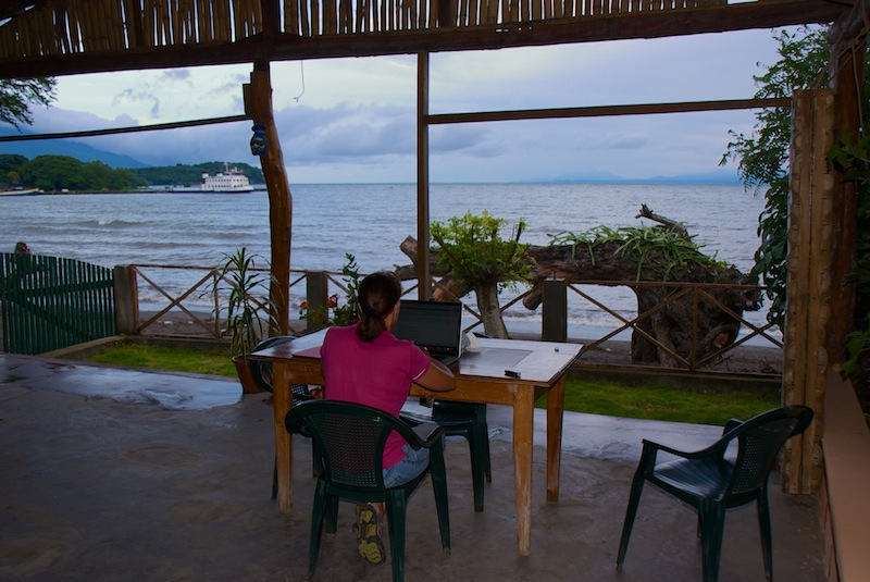 Nicaragua; Isla Ometepe (4)