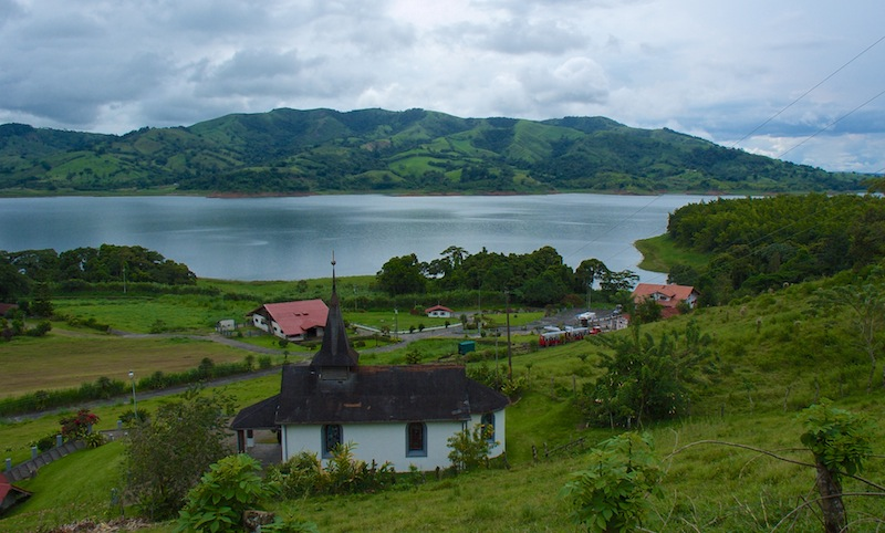 Costa Rica,Lago Arenal (6)
