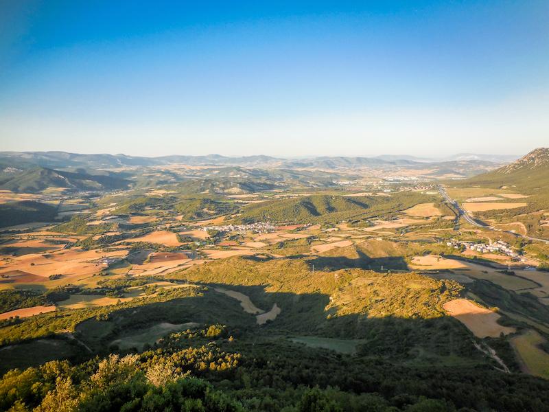Spanje: Villamayor de Mojardin