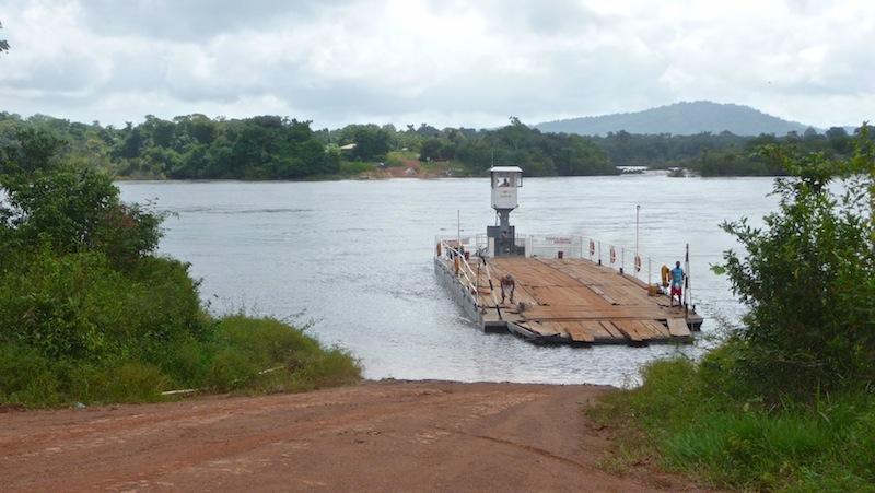 Guyana, Lethem trail to Georgetown (8)
