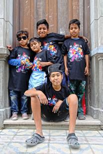 Kids crew